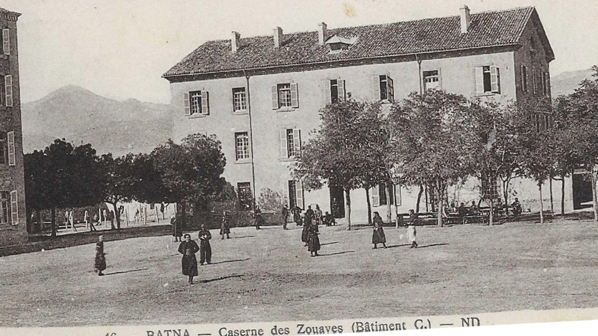 Batna-Casernes
