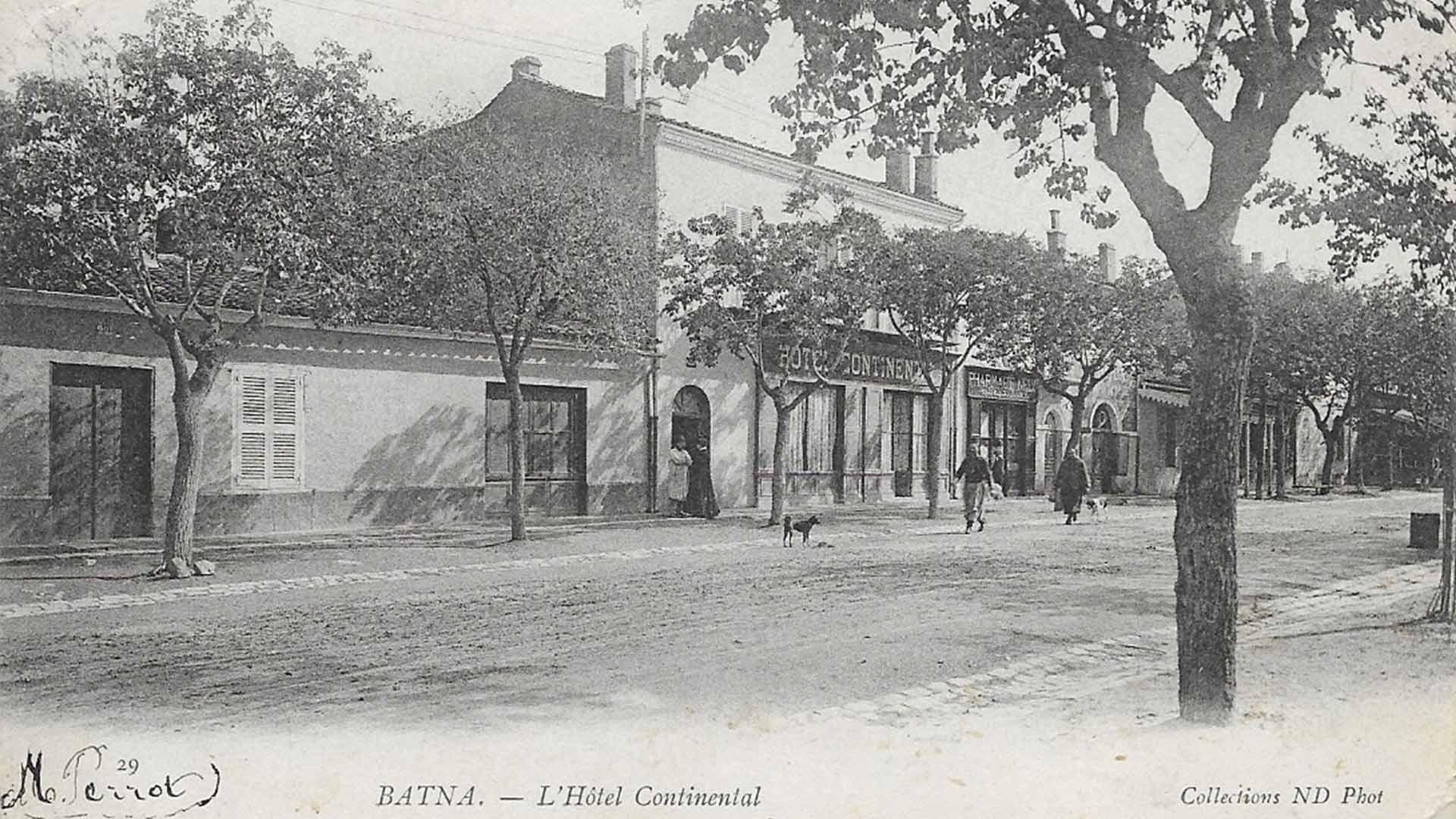 Batna-Hotel
