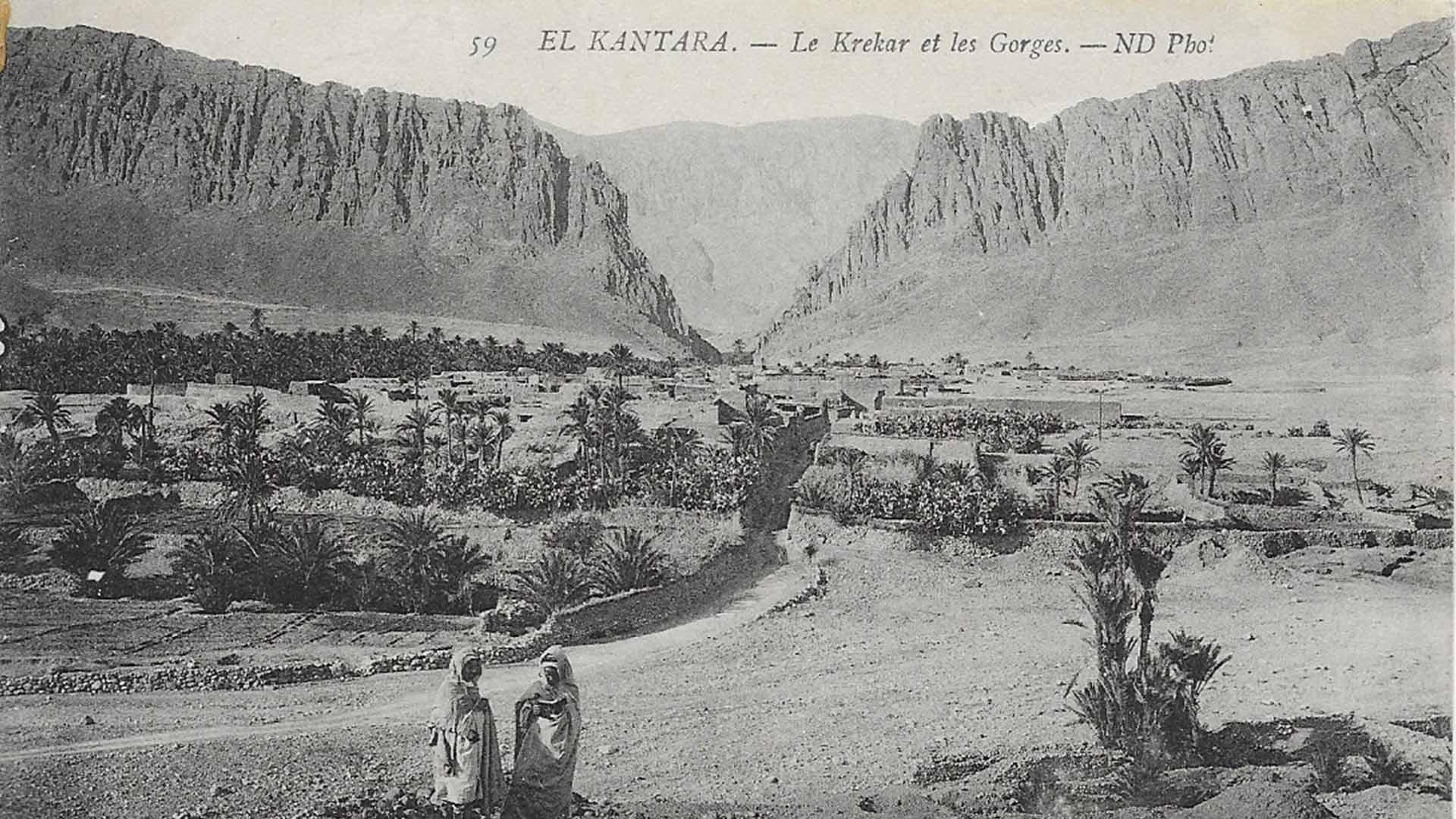 El-Kantara-Krekar