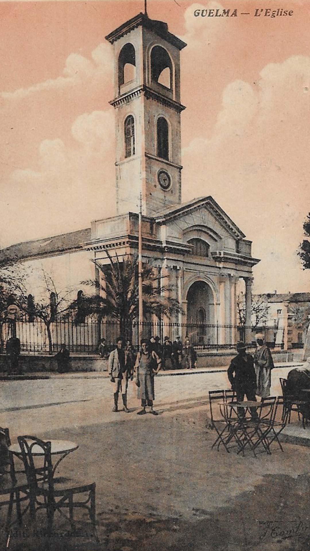 Guelma-Eglise