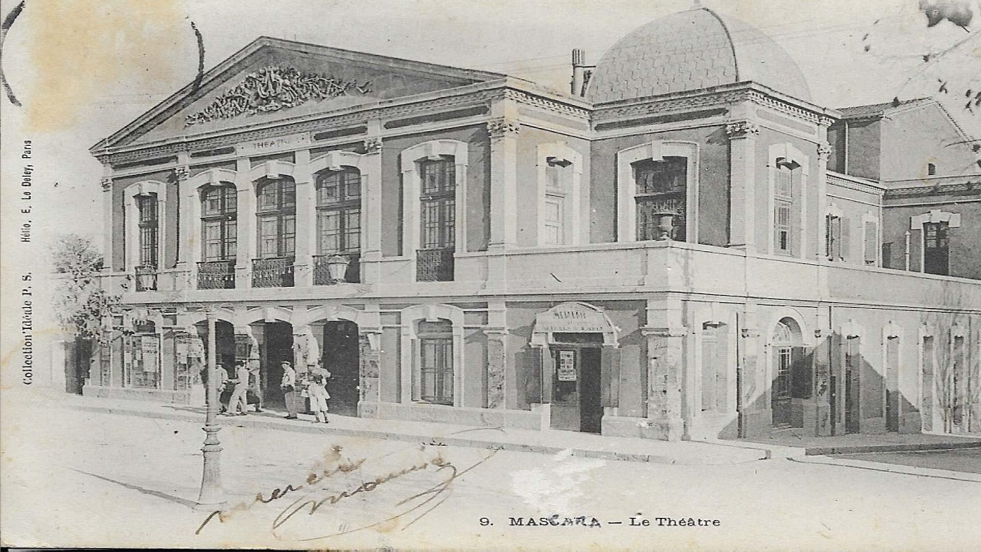 Mascara-Theatre