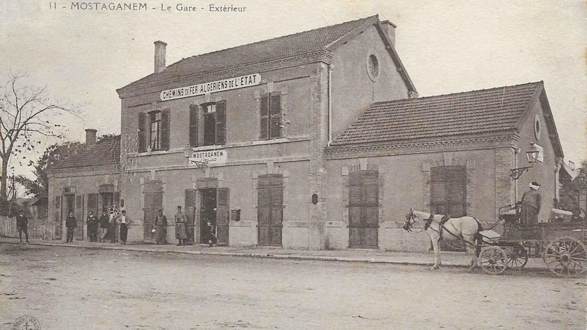 Mostaganem-Gare