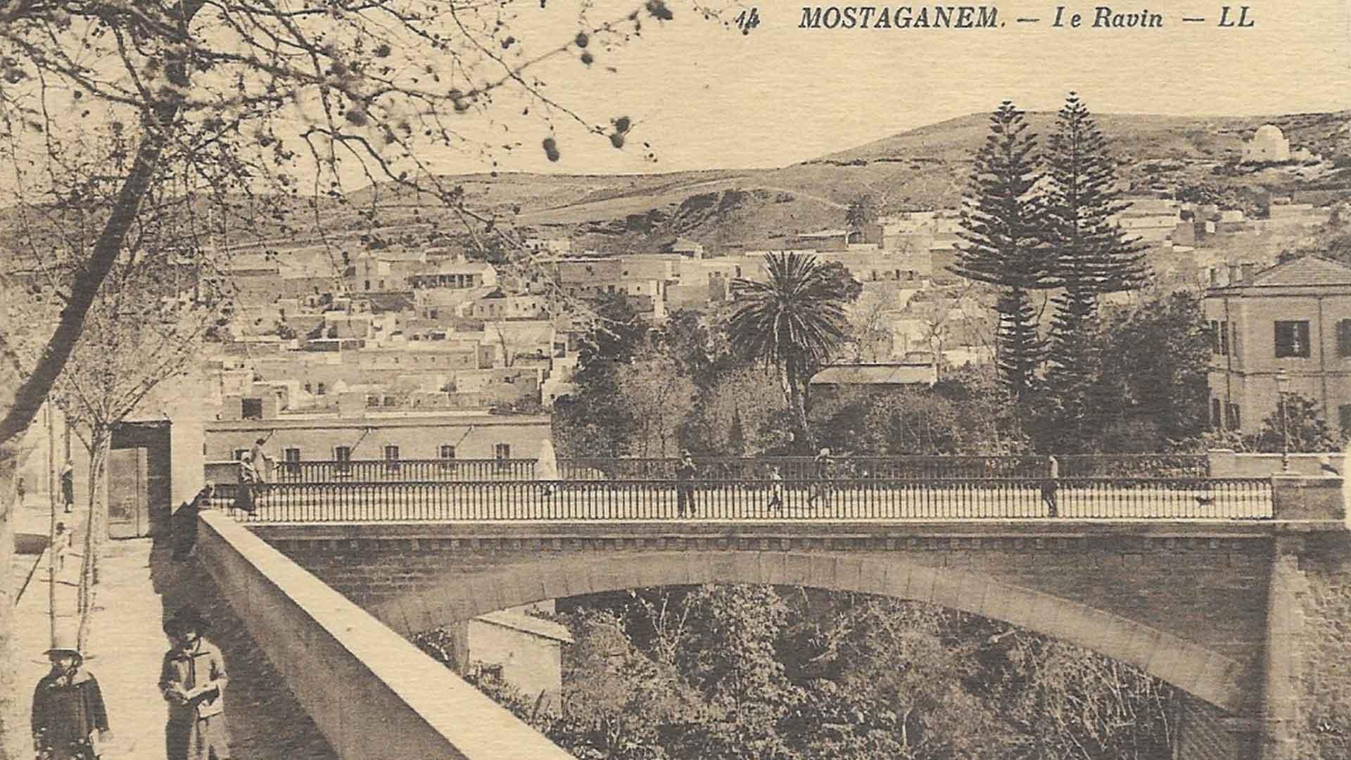 Mostaganem-Ravin