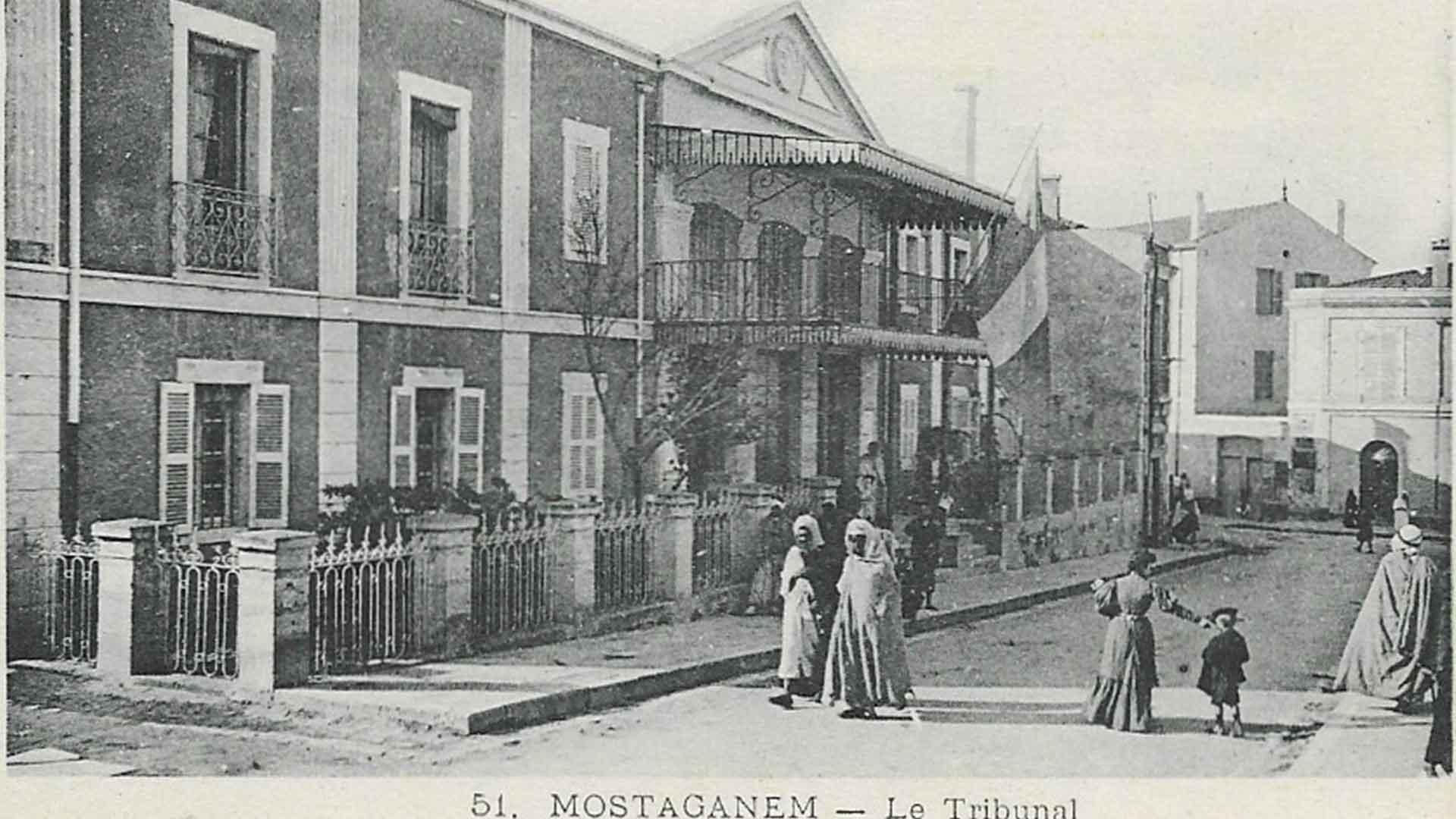 Mostaganem-Tribunal