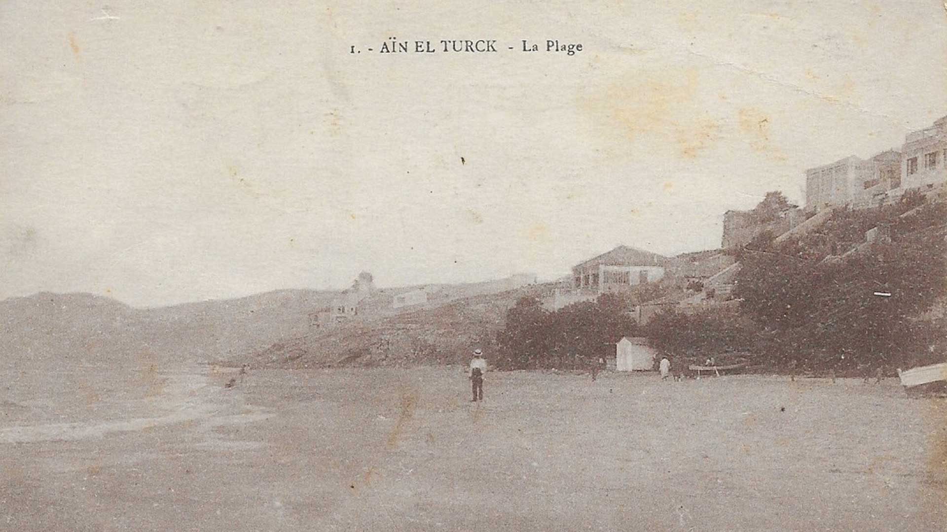 Ain-El-Turck-Plage