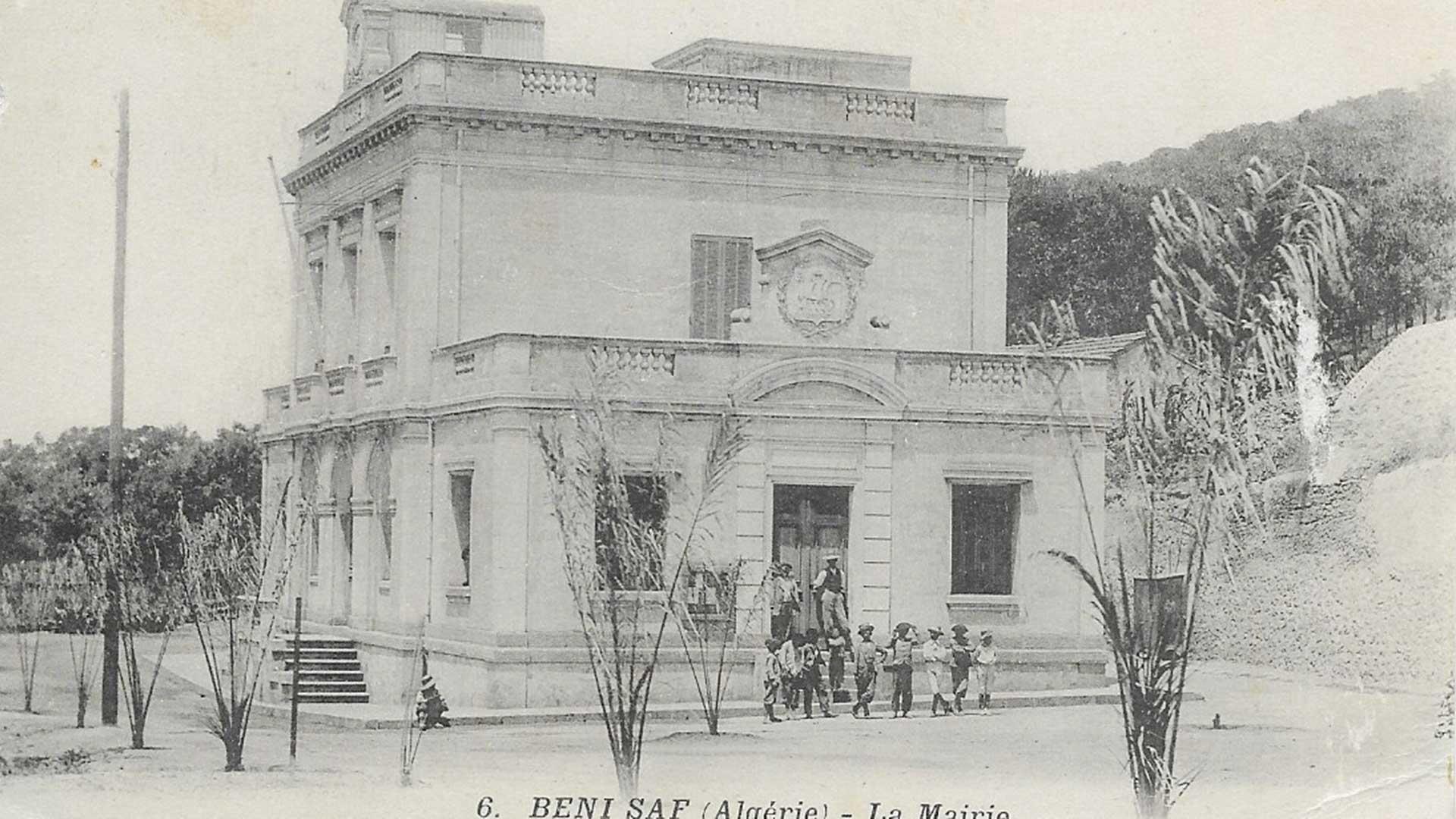 Benisaf-La-Mairie