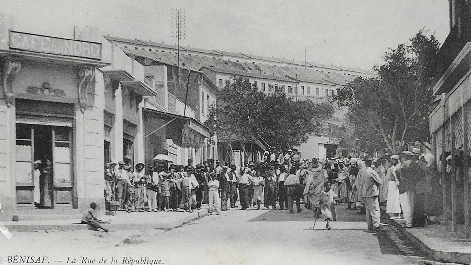 Benisaf-Rue-Republique