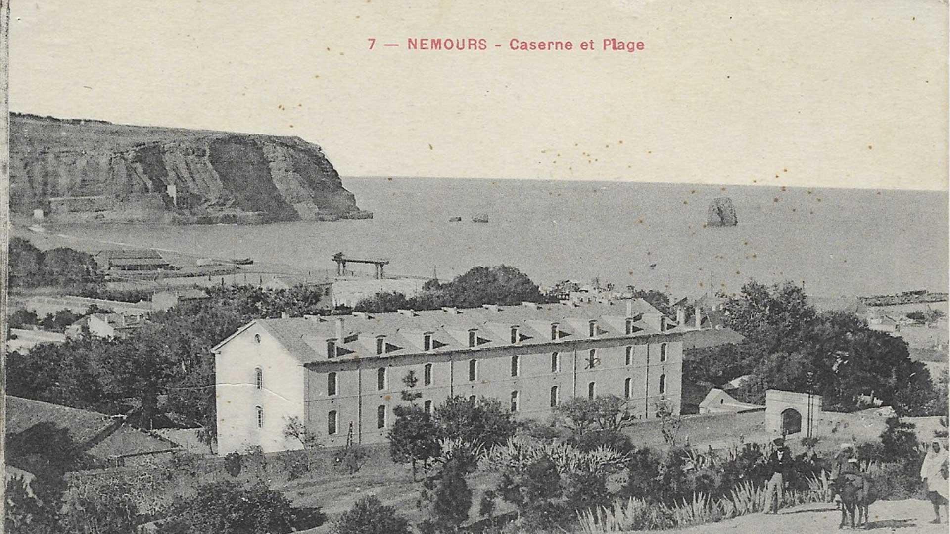 Nemours-Caserne-Plage