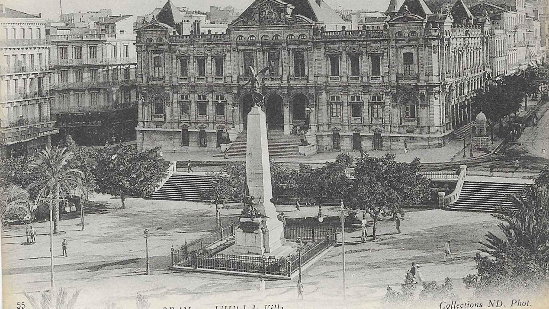 Oran-Hotel-de-Ville
