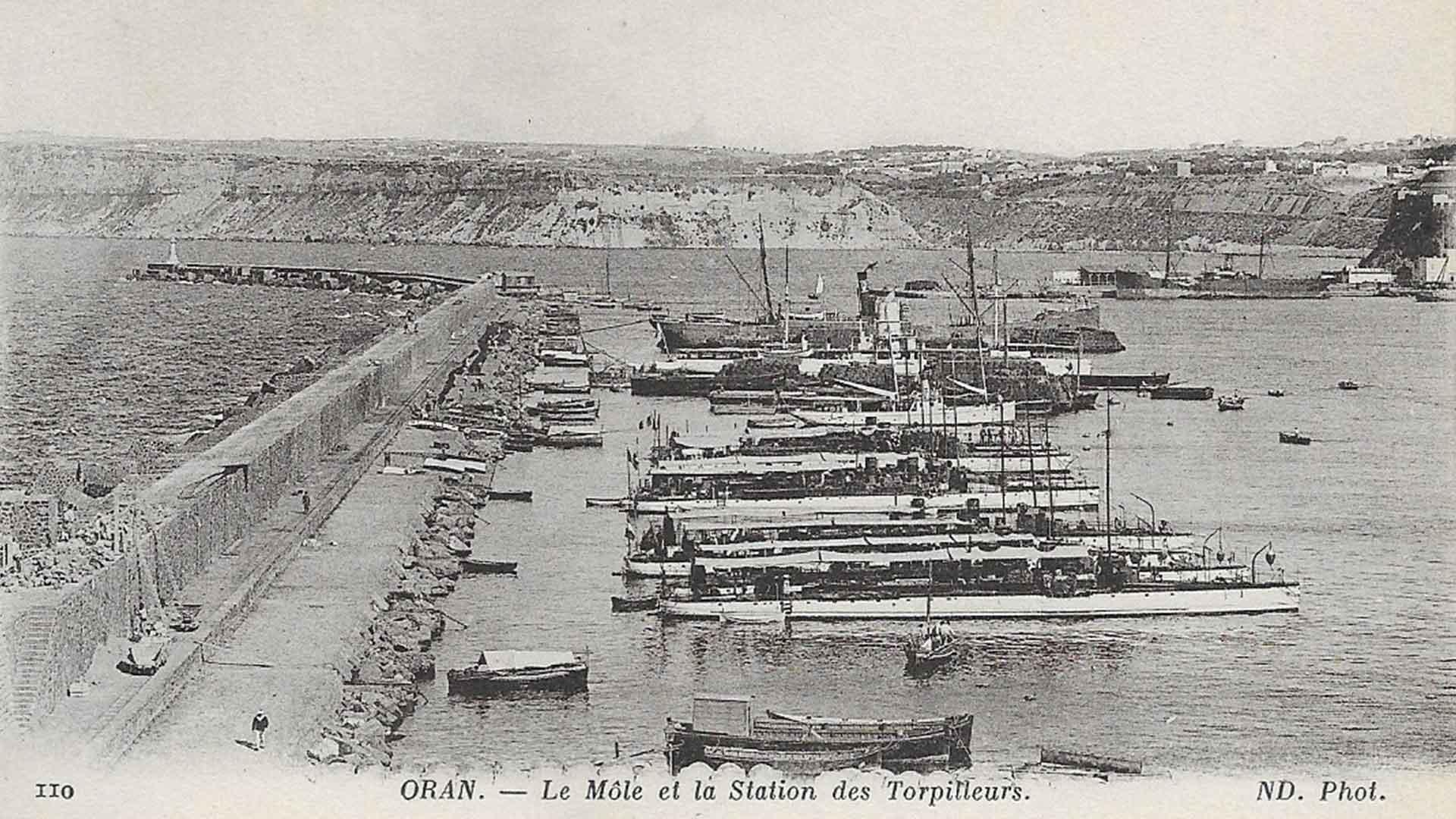 Oran-Mole-Station-des-Torpilleurs