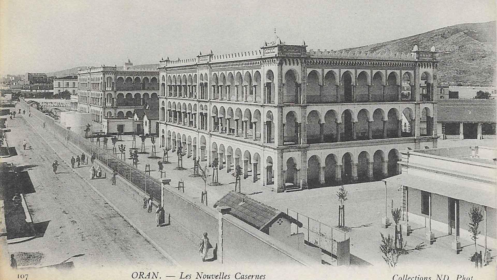 Oran-Nouvelles-Casernes