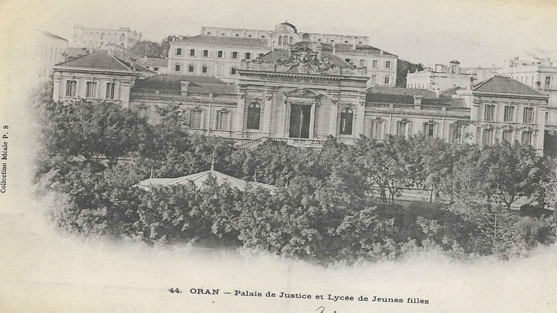 Oran-Palais-de-Justice