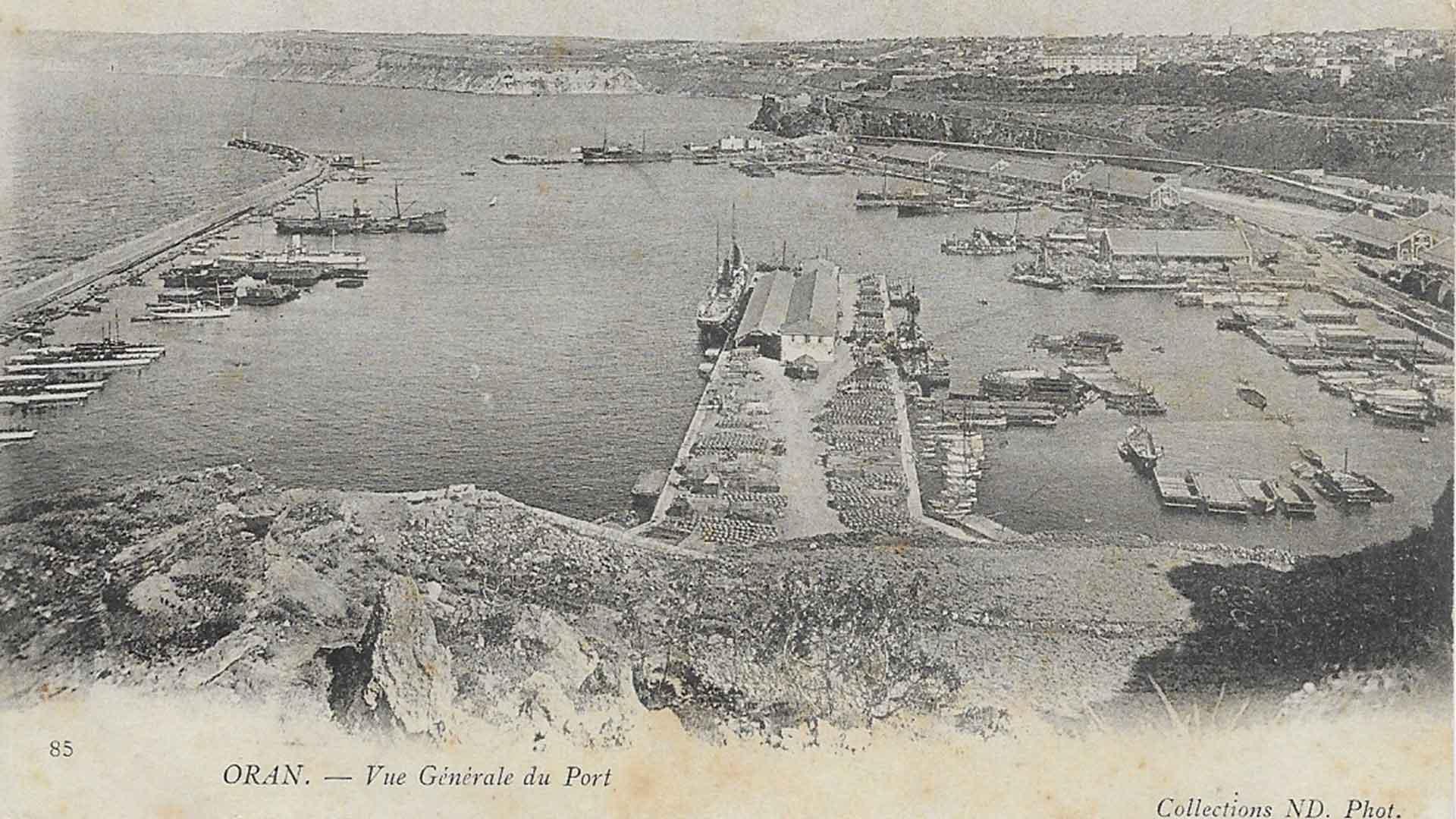 Oran-Port