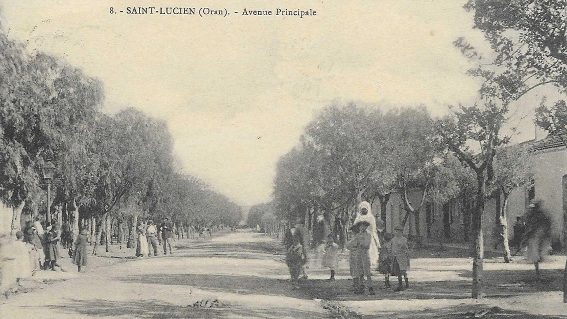 Oran-Saint-Lucien