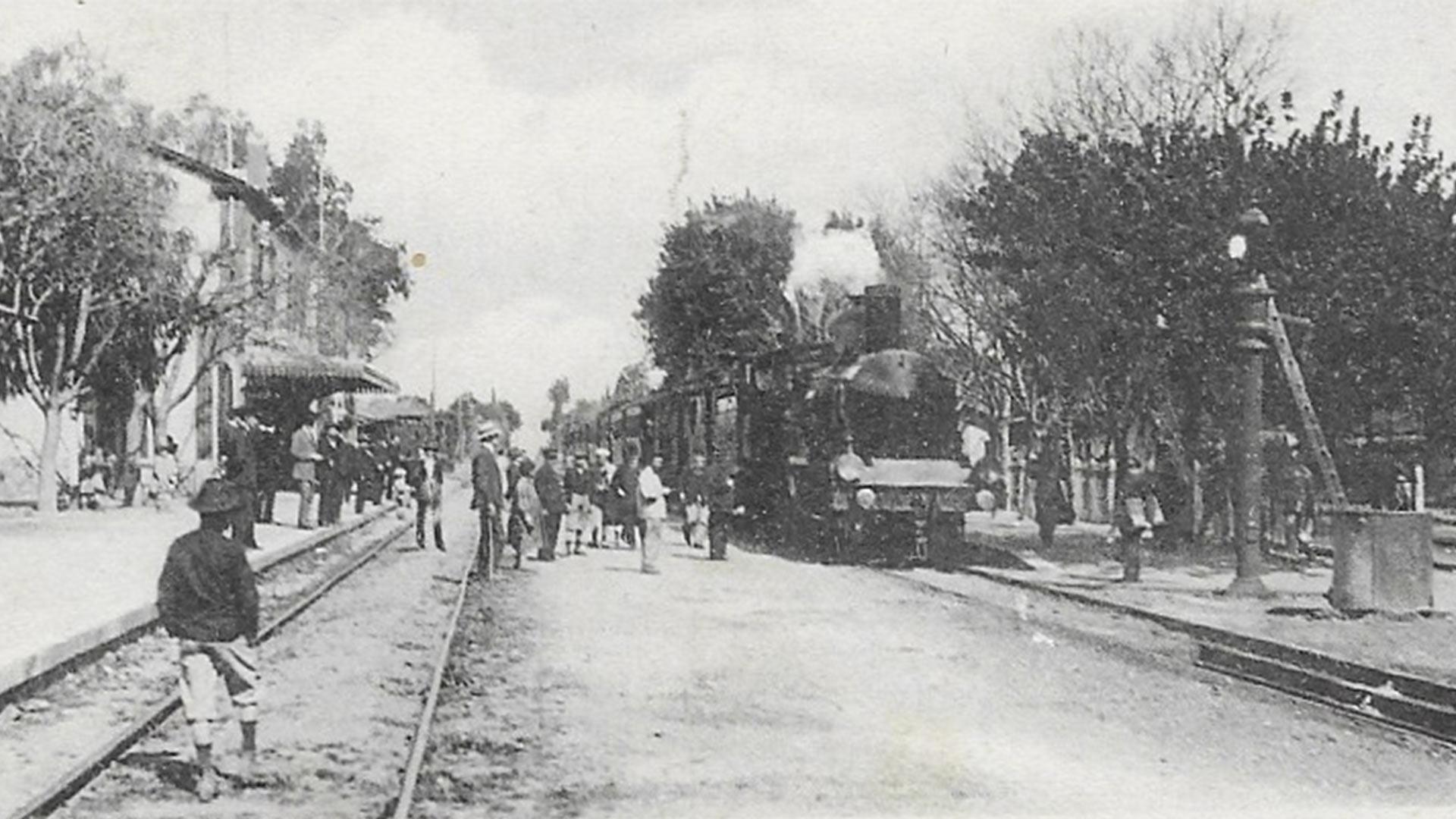 Orleansville-gare