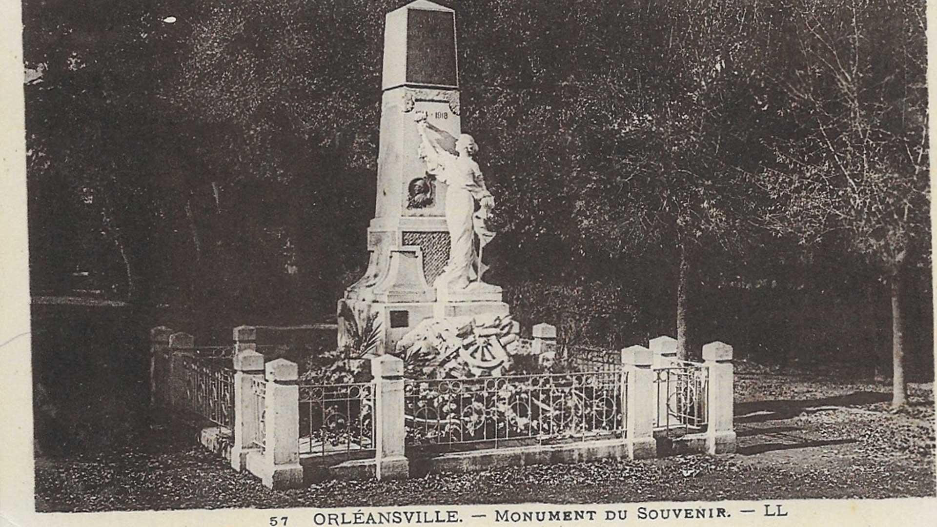 Orleansville-monuments-au-souvenir