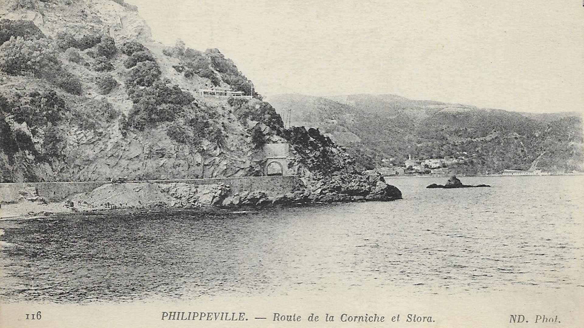 Philippeville-corniche-stora
