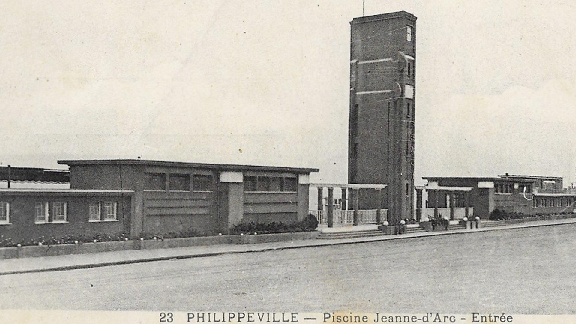 Philippeville-piscine