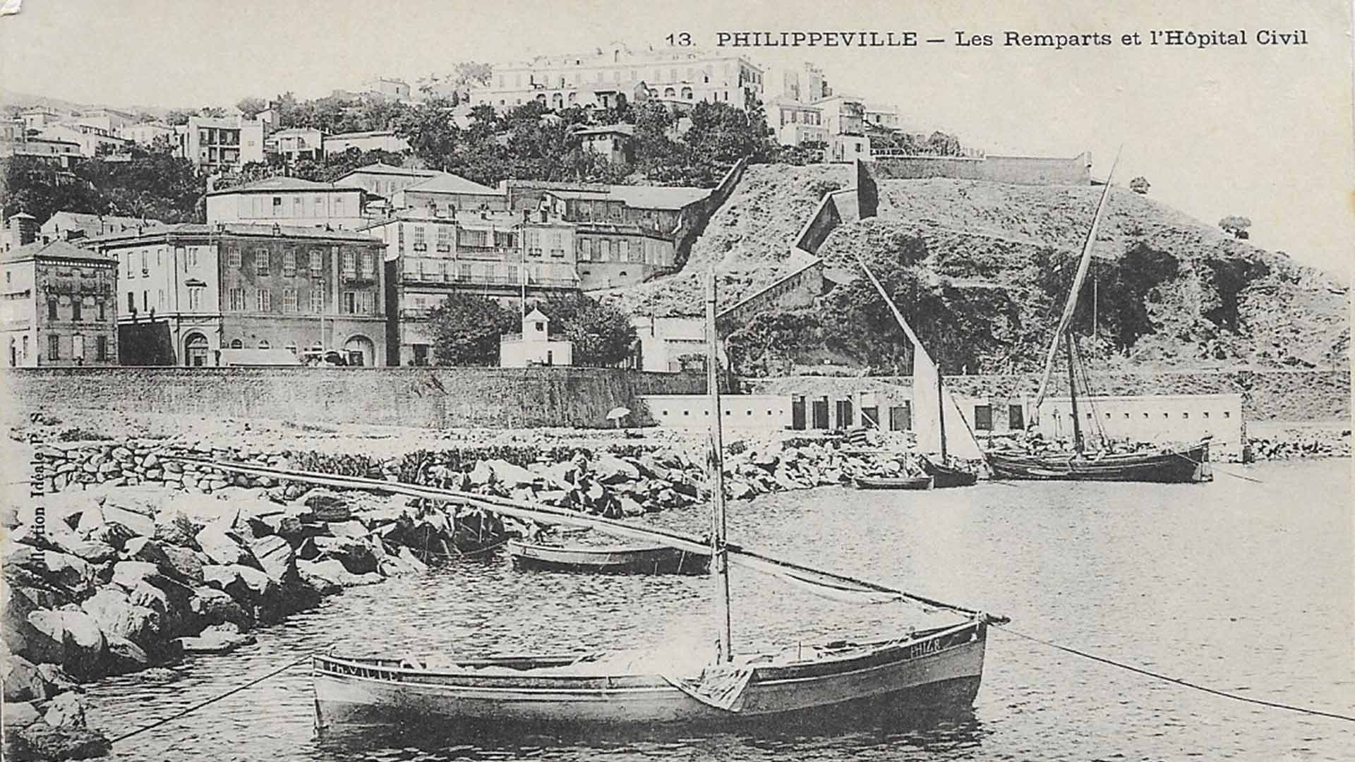 Philippeville-remparts-hopital
