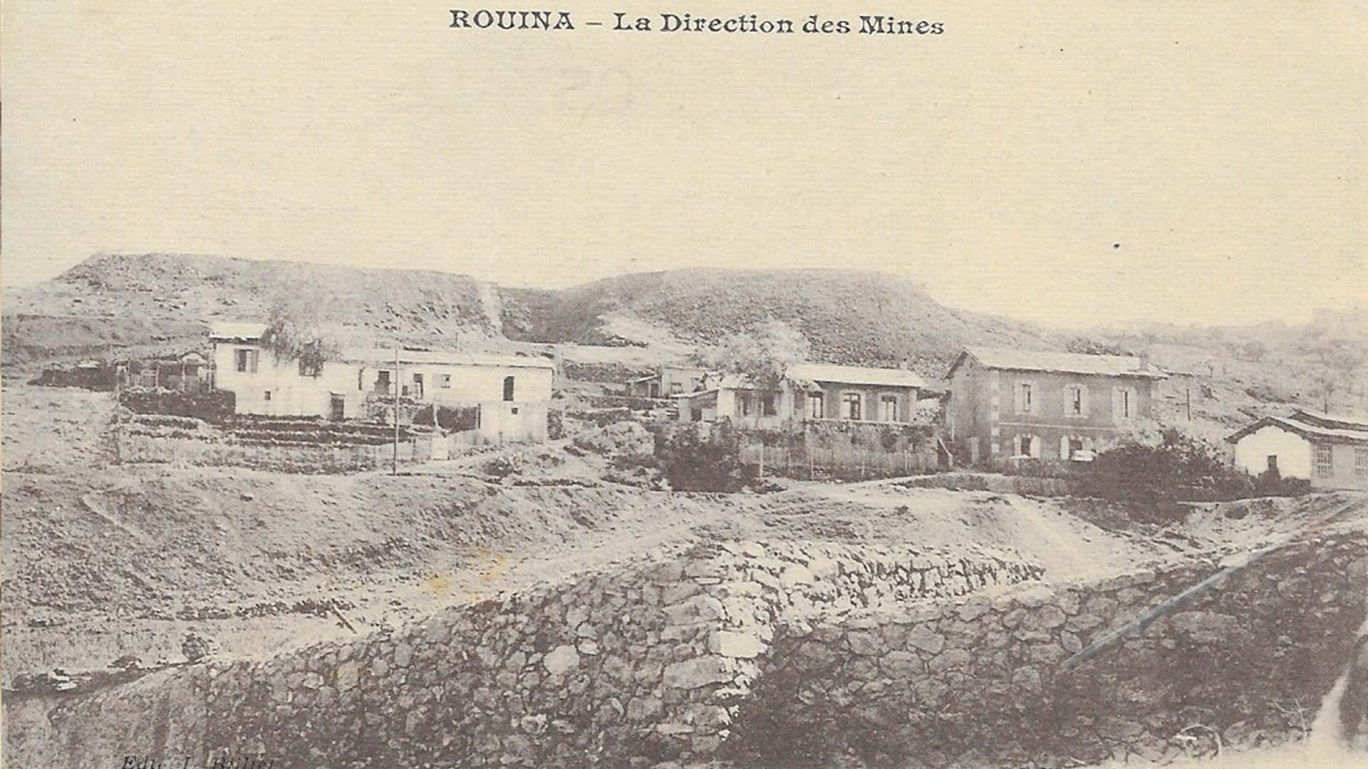 Rouina-Mines
