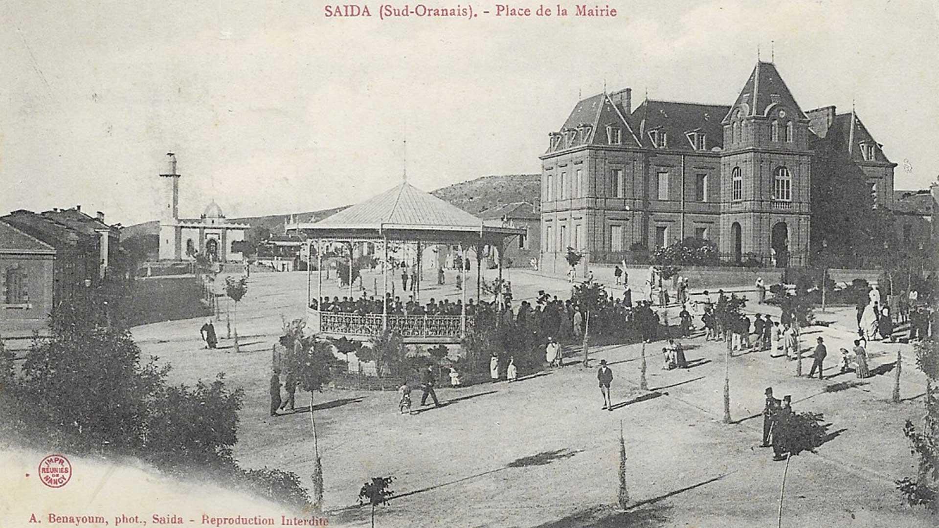 Saïda-Mairie