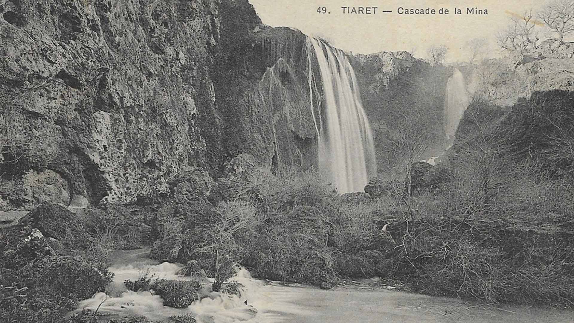 Tiaret-Cascade-de-la-Mina