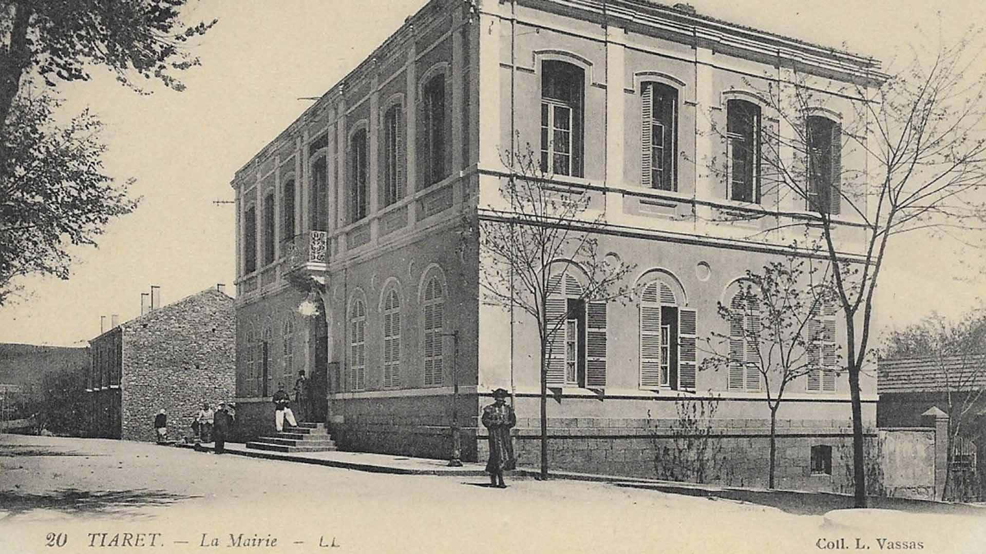 Tiaret-mairie