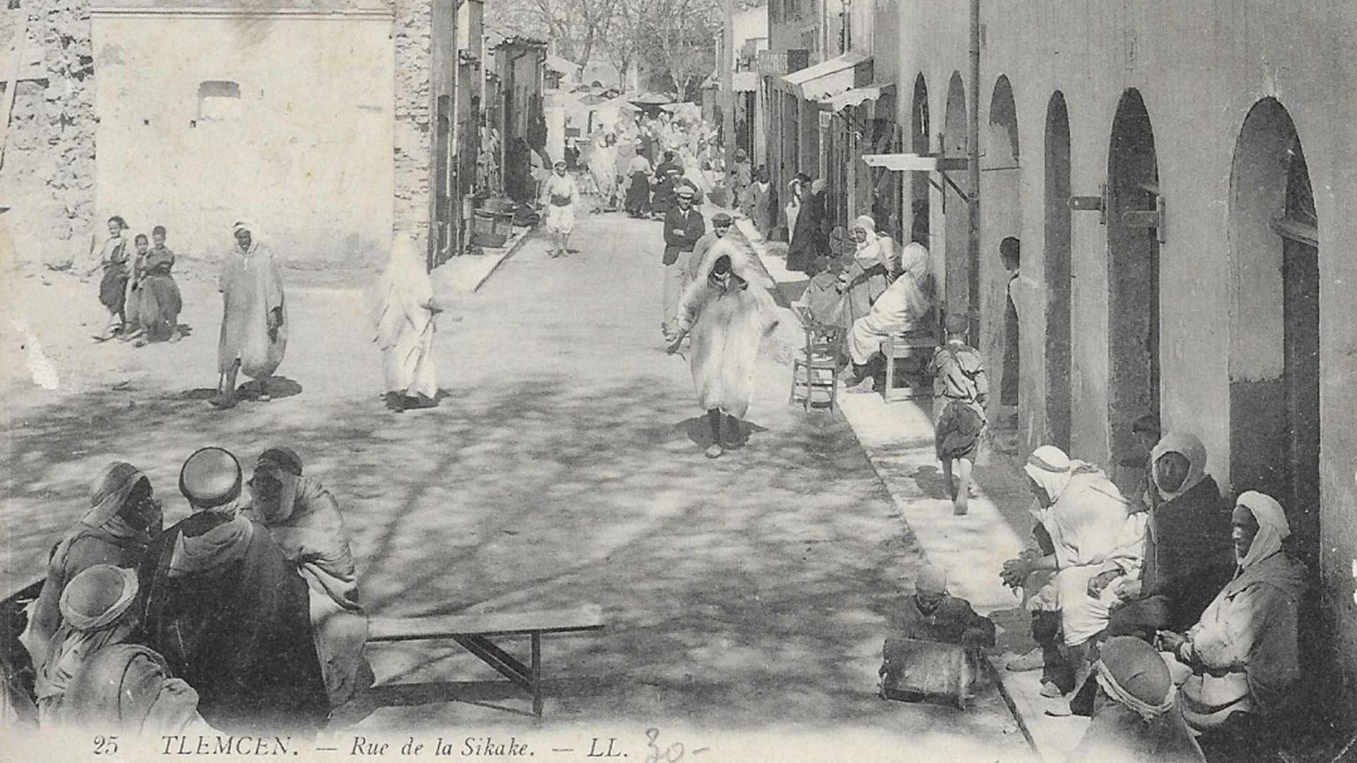 Tlemcen-rue-de-la-sikake