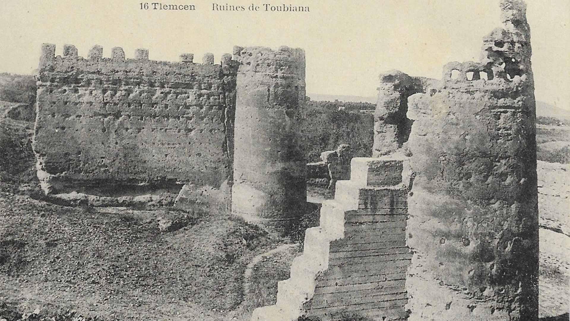Tlemcen-ruines